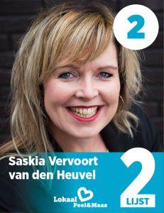 Saskia Vervoort - van den Heuvel